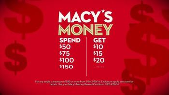 Macy's Money TV Spot, 'More Rewards' - Thumbnail 4