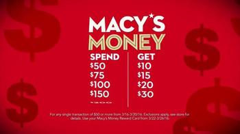 Macy's Money TV Spot, 'More Rewards' - Thumbnail 5
