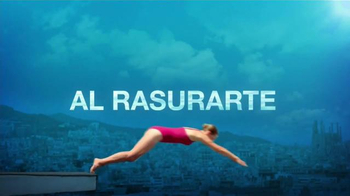 Venus TV Spot, 'Al rasurarte, elige suavizarte' [Spanish] - Thumbnail 2