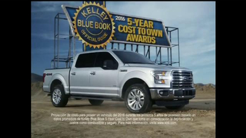 2016 Ford F-150 XLT TV Spot, 'Este es' [Spanish] - Thumbnail 6