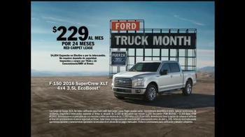 2016 Ford F-150 XLT TV Spot, 'Este es' [Spanish] - Thumbnail 8