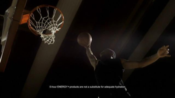 5 Hour Energy TV Spot, 'Slam Dunk' - Thumbnail 4