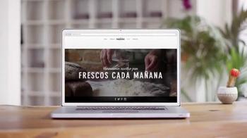 Wix.com TV Spot, 'Cientos de plantillas' [Spanish] - Thumbnail 10
