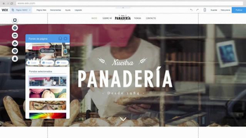 Wix.com TV Spot, 'Cientos de plantillas' [Spanish] - Thumbnail 6