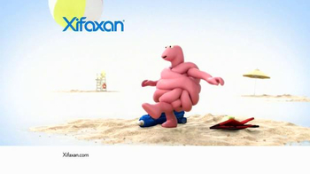 Xifaxan TV Spot, 'Beach' - Thumbnail 6
