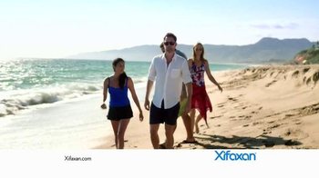 Xifaxan TV Spot, 'Beach' - Thumbnail 9