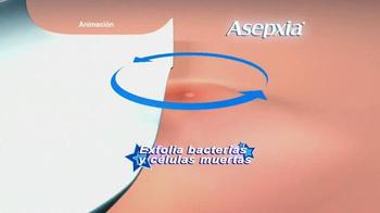 Asepxia Acne Medication Wipes TV Spot, 'Limpia la grasa' [Spanish] - Thumbnail 7
