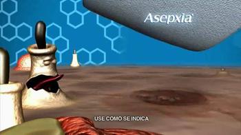Asepxia Acne Medication Wipes TV Spot, 'Limpia la grasa' [Spanish] - Thumbnail 8