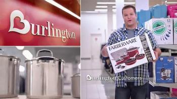 Burlington Coat Factory TV Spot, 'Burlington, So Much More Than Just Coats' - Thumbnail 3