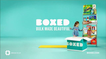 Boxed Wholesale TV Spot, 'Bulk Made Beautiful'