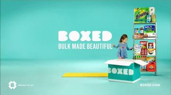 Boxed Wholesale TV Spot, 'Bulk Made Beautiful' - 1693 commercial airings