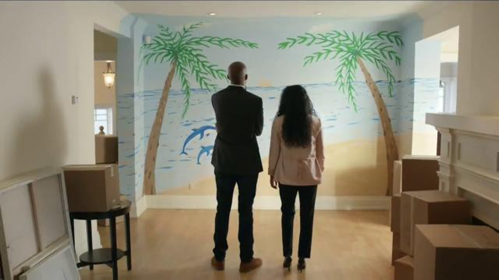Angie's List TV Commercial, 'Beach Accent Wall'
