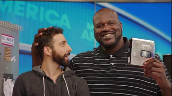 Icy Hot Smart Relief TV Spot, 'ABC: Thanks Shaq' - 1 commercial airings