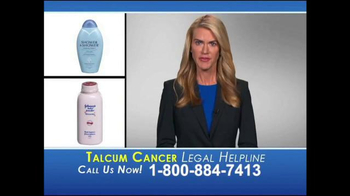 Hughes & Coleman TV Spot, 'Talcum Cancer' - Thumbnail 1
