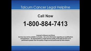 Hughes & Coleman TV Spot, 'Talcum Cancer' - Thumbnail 5