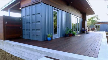 Nest TV Spot, 'HGTV: Container Home Dogs' - Thumbnail 4