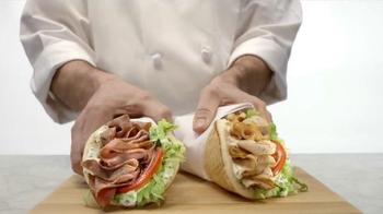 Arby's 2 for $6 Gyros TV Spot, 'Mediterranean Taco' - Thumbnail 1
