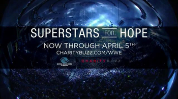WWE 2016 Superstars for Hope TV Spot, 'Charity Buzz: Boys & Girls Club' - Thumbnail 10