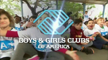 WWE 2016 Superstars for Hope TV Spot, 'Charity Buzz: Boys & Girls Club' - Thumbnail 4