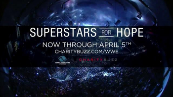 WWE 2016 Superstars for Hope TV Spot, 'Charity Buzz: Boys & Girls Club' - Thumbnail 9