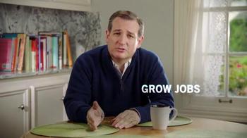 Cruz for President TV Spot, 'Worried' - Thumbnail 3