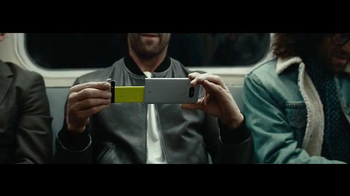 LG G5 TV Spot, 'Get Ready to Play: Subway' Featuring Jason Statham - Thumbnail 1