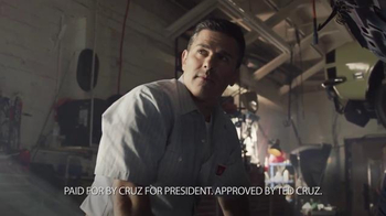 Cruz for President TV Spot, 'Every Day Fighter' - Thumbnail 9