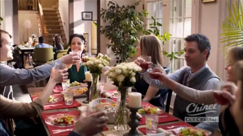 Chinet Cut Crystal TV Spot, 'The Grown-Ups Table'