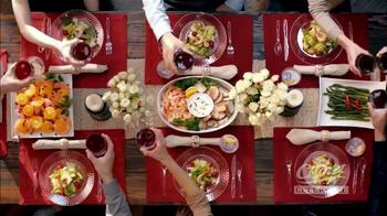 Chinet Cut Crystal TV Spot, 'The Grown-Ups Table' - Thumbnail 6