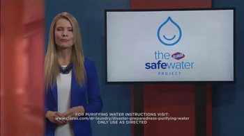Clorox TV Spot, 'Ion Television: The Clorox Safe Water Project' - Thumbnail 7