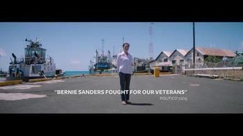 Bernie 2016 TV Spot, 'Conviction' - Thumbnail 1
