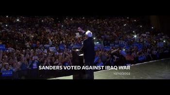 Bernie 2016 TV Spot, 'Conviction' - Thumbnail 4