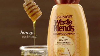 Garnier Whole Blends TV Spot, 'Good for Your Hair and the World We Live In' - Thumbnail 3