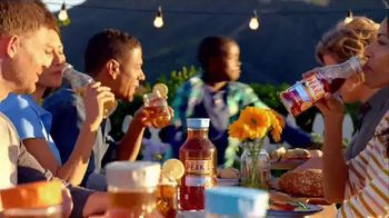 Gold Peak Iced Tea TV Spot, 'Home-Brewed Delivery'