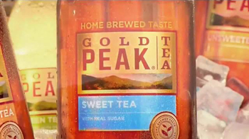 Gold Peak Iced Tea TV Spot, 'Home-Brewed Delivery' - Thumbnail 1