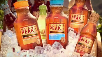Gold Peak Iced Tea TV Spot, 'Home-Brewed Delivery' - Thumbnail 2