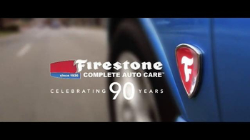 Firestone Destination LE2 TV Spot, 'Celebrating 90 Years: Buy 3 Get 1 Free' - Thumbnail 5