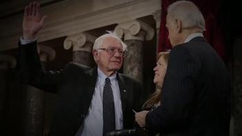 Bernie 2016 TV Spot, 'Public Servant' - Thumbnail 1