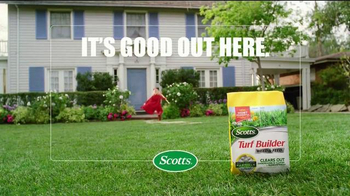 Scotts Turf Builder Weed & Feed TV Spot, 'Evil Weeds' - Thumbnail 9