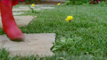 Scotts Turf Builder Weed & Feed TV Spot, 'Evil Weeds' - Thumbnail 3