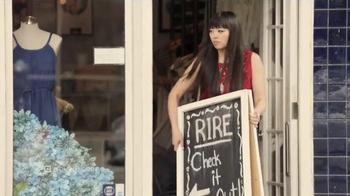 Square TV Spot, 'Square Stories: Rire Boutique' - Thumbnail 1