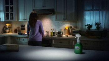 Lysol with Hydrogen Peroxide TV Spot, 'Break Up' Song by Roxette - 5268 commercial airings