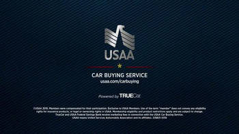 USAA Car Buying Service TV Spot, 'Mitigating Fears' - Thumbnail 7