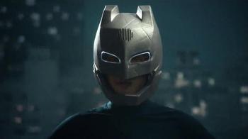 Batman v Superman Helmet & Strike Blaster TV Spot, 'Villains Beware' - Thumbnail 3