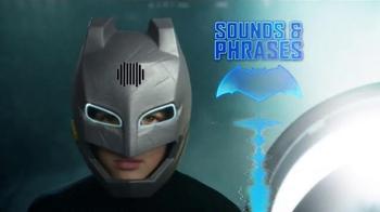 Batman v Superman Helmet & Strike Blaster TV Spot, 'Villains Beware' - Thumbnail 4