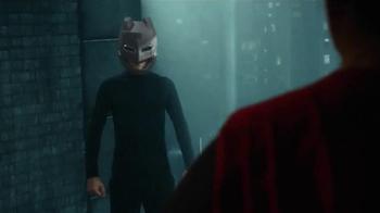 Batman v Superman Helmet & Strike Blaster TV Spot, 'Villains Beware' - Thumbnail 6
