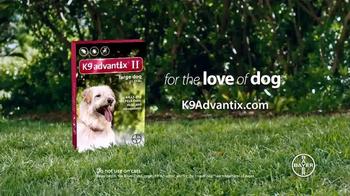 K9 Advantix II TV Spot, 'Coat' - Thumbnail 8