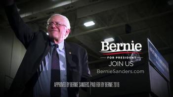Bernie 2016 TV Spot, 'Opportunity' - Thumbnail 9
