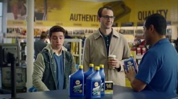 NAPA Auto Parts TV Spot, 'Know How: New Driver'