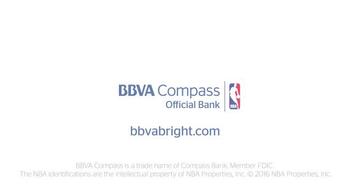 BBVA Compass TV Spot, 'Bright Futures: Be Fearless' Ft. Kawhi Leonard - Thumbnail 9